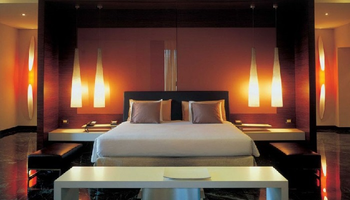 Hotel lighting ideas