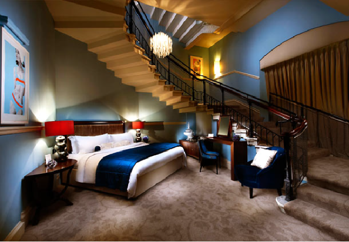 Hotels In London Top 10 Luxury Suites St Pancras Renaissance
