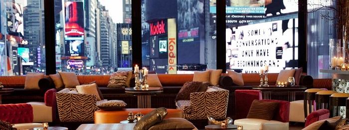 """""""NYE at Renaissance New York Times Square Hotel, NYC"""""""