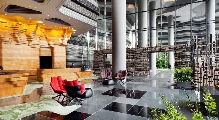 singapore hotel interior designs