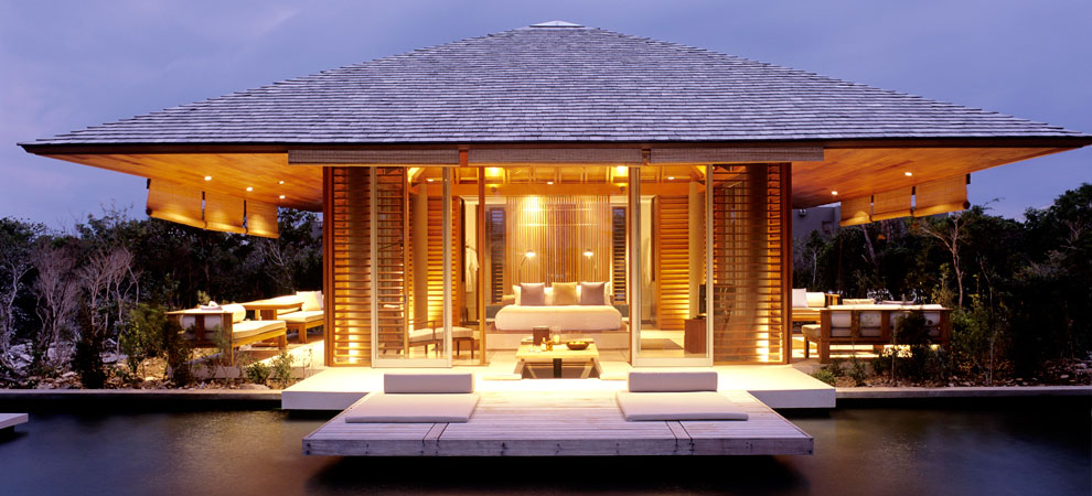 Amanyara Hotel by Denniston International Archittects & Partners