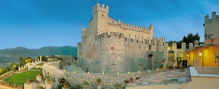 """""""Castle Hotel in Tuscany"""""""