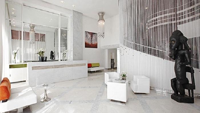 Hotel La Renaissance Marrakech Morocco Modern Interior Designs 10