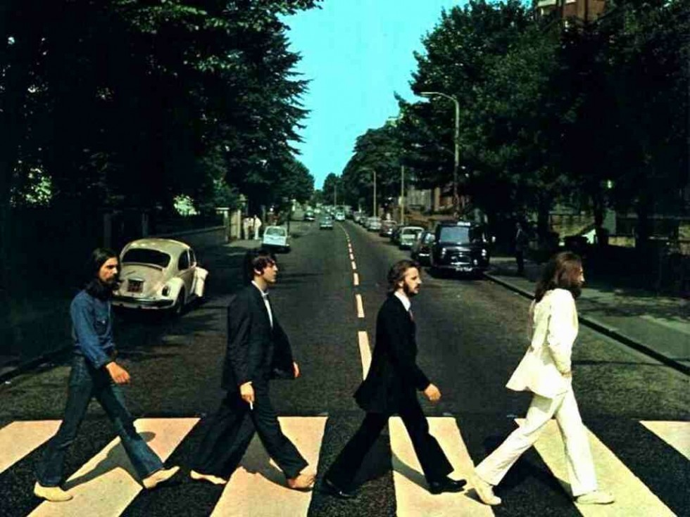 """The Beatles - Abbey Road"""
