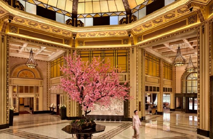 Bohemian Art Deco Hotels Hotel Interior Designs