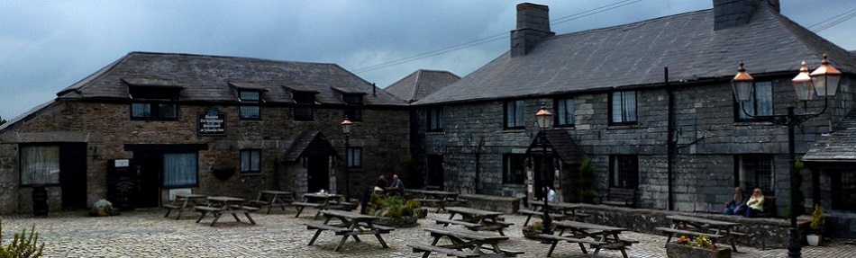The 10 most haunted hotels in UK - Jamaica Inn