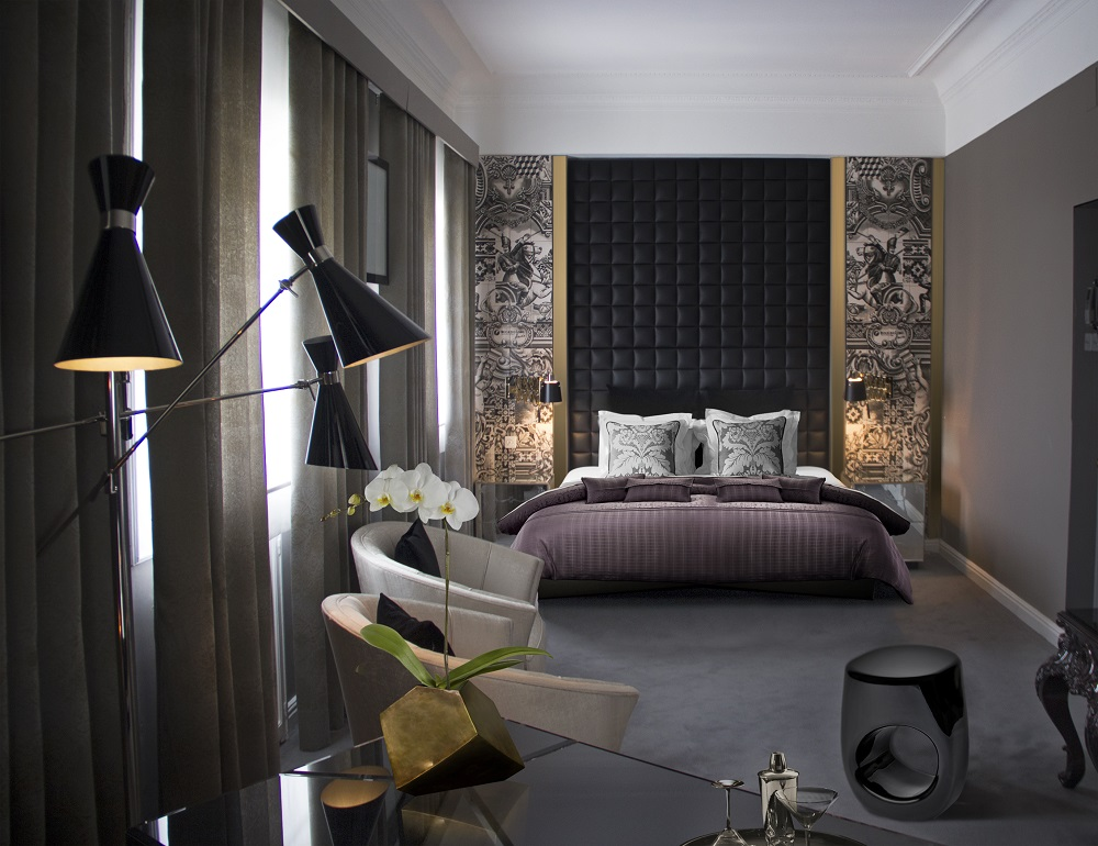 "The Newest ""Luxury Design Hotel Suite"""