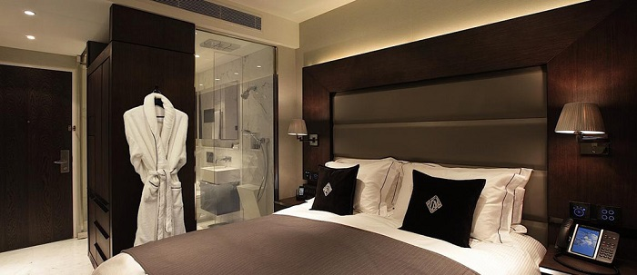 Awesome The 10 Best Design Hotels In London Inspirational Interior Design Netriciaus
