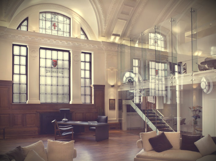 The Town Hall Hotel | Where to stay in London | London Design Festival