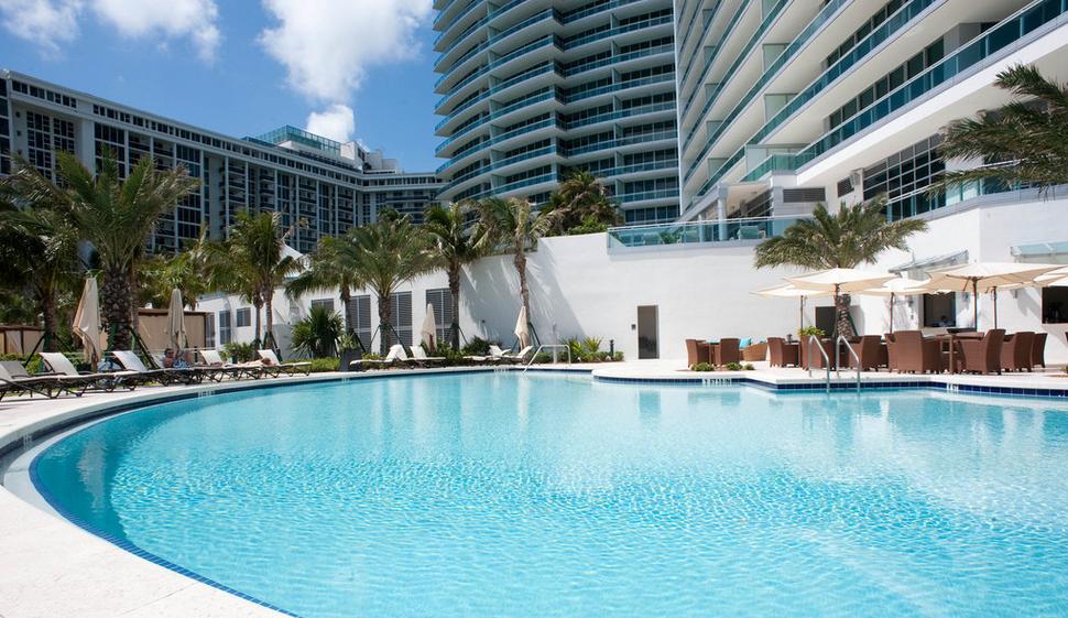 10.Top 10 Design Hotels in Miami The Ritz-Carlton Bal Harbour, Miami