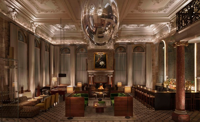 Edition Hotel, London, UK 10