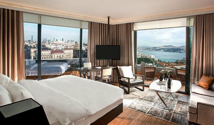 Gezi Hotel Bosphorus 5 Best hotel designs in Istanbul Best hotel designs in Istanbul Gezi Hotel Bosphorus 5
