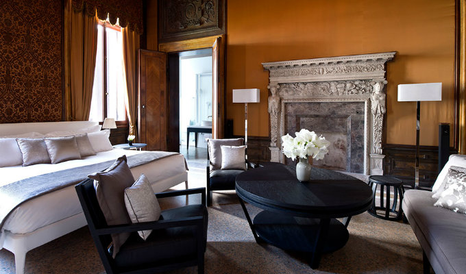 European Hotel Design Awards winner 2014 - Suites at Aman Canal Grande