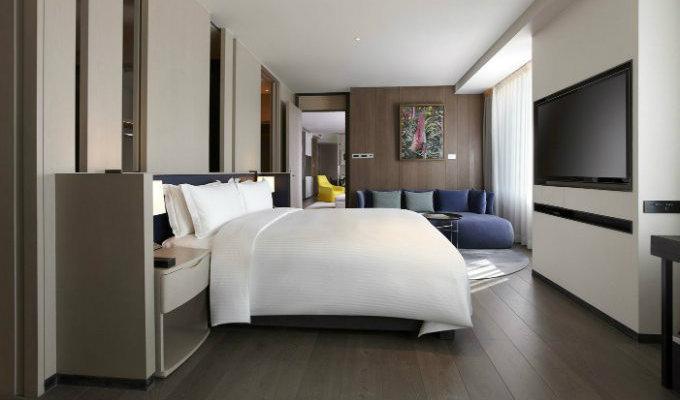 TOP 5 ASIAN HOTEL DESIGNS