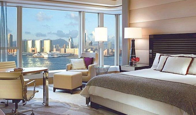 Top 5 business hotels in the world