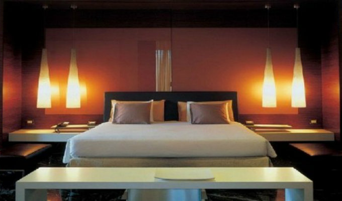 Table lamps ideas for the best hotels interior design