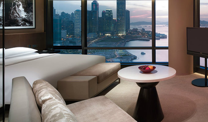 The Best Business hotels in Hong Kong