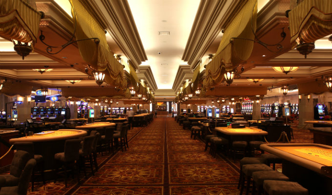 Top 10 casino hotels worldwide