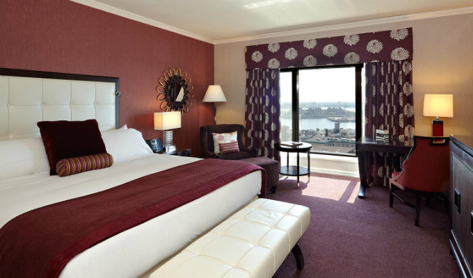 Top 5 Business Hotels in Montreal