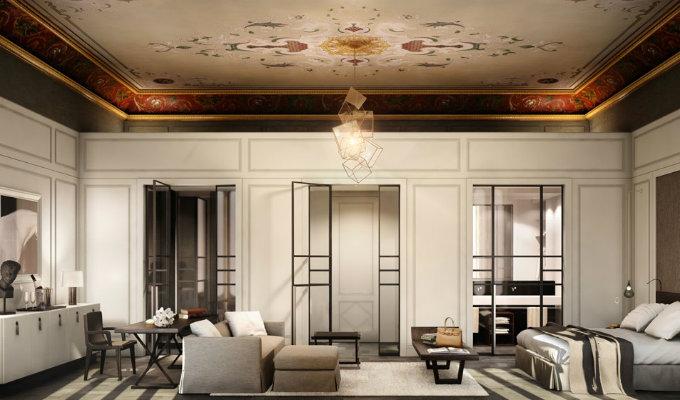 Top Ten Luxury Hotels of 2015