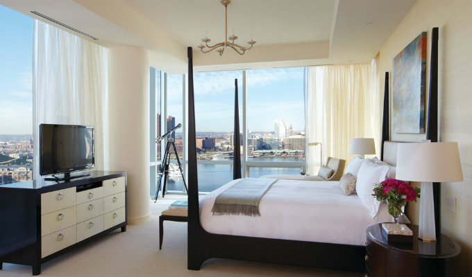 The 5 Best Luxury Hotels in Baltimore
