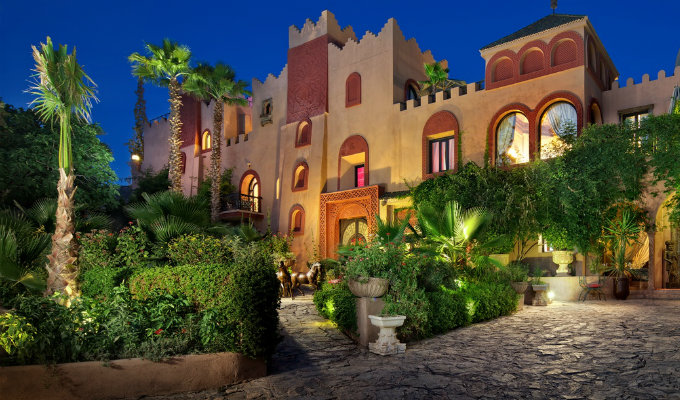 The most romantic hotels in Morocco