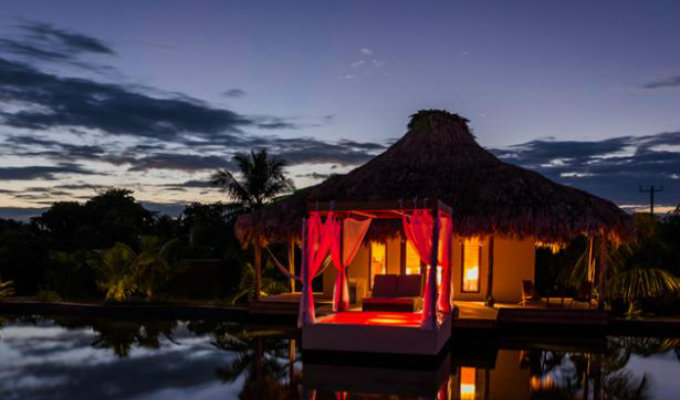 The best design hotel in Belize