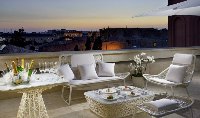 The best hotels in Rome