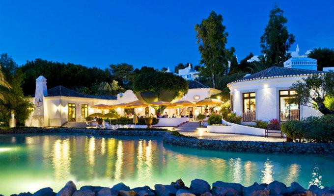 The best luxury Resort Hotels Algarve