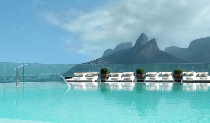 The best luxury hotels in Rio de Janeiro