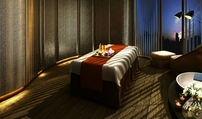 The best spa hotels in Hong Kong