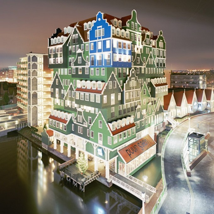 The most crazy design hotels in the world