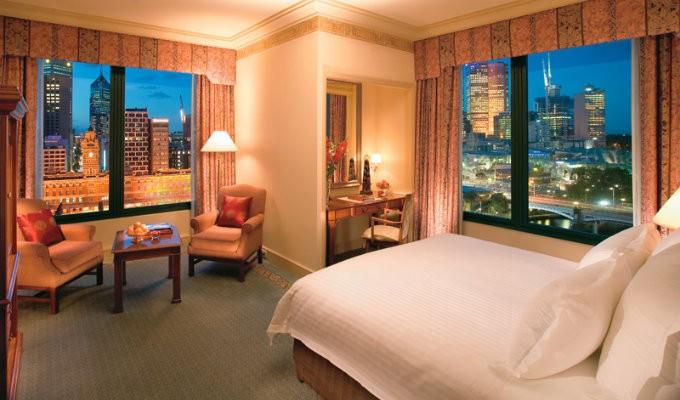 Top 5 hotels in Australia