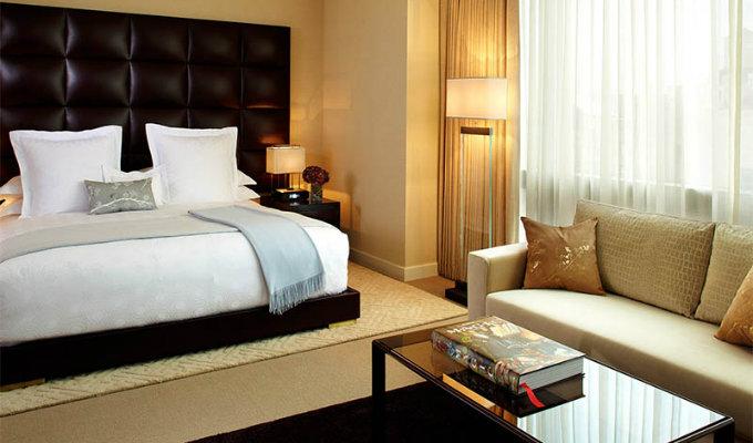 Perfect brands in Maison & Objet Americas to decorate a hotel: Fendi Casa