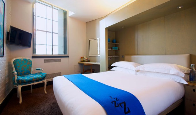 Visit Boutique hotels within Clerkenwell Design Week