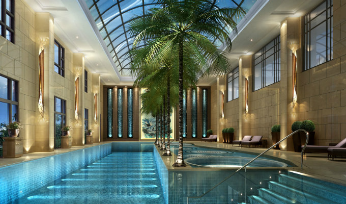 Best design hotels solutions with HBA