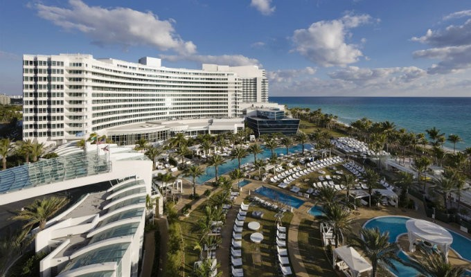Best hotels in Miami- Fontainebleau Miami Beach