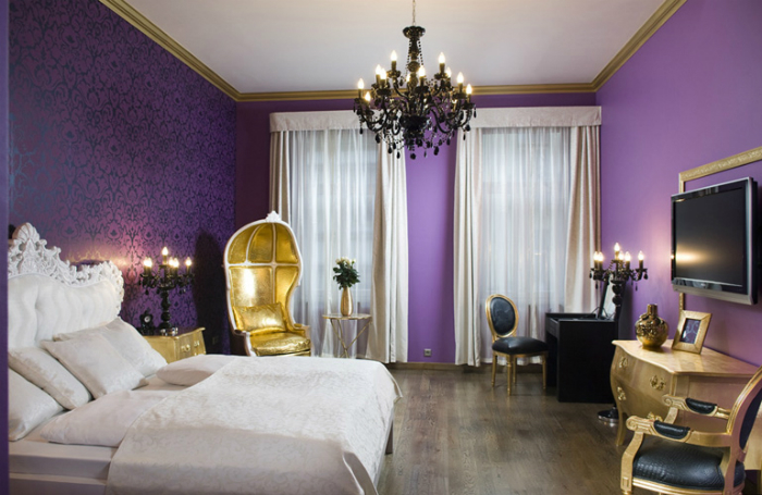 Top 5 Most Beautiful Boutique Hotels In Budapest Soho Hotel 2