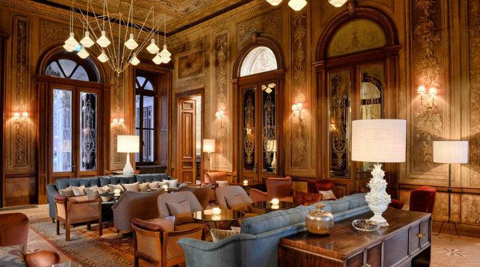 Soho house istanbul for Soho interior design ideas