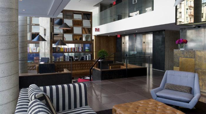 INTERIOR DESIGN: THE NOLITAN HOTEL