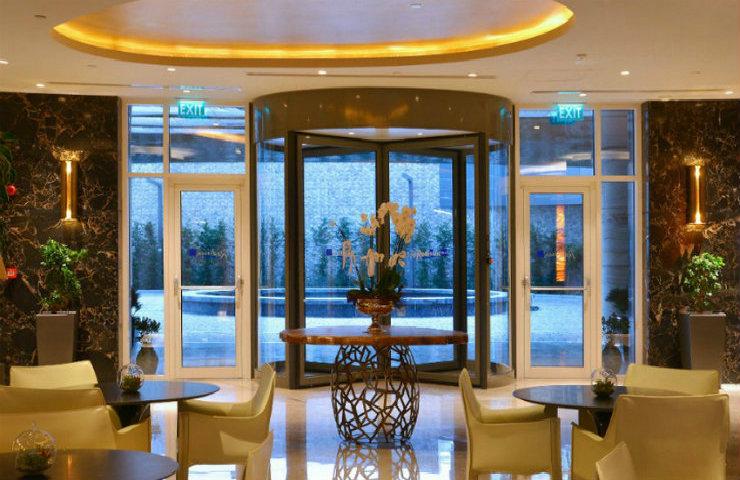 Luxury Hotels Get Inspired by Radisson Blu Hotel in Lisbon