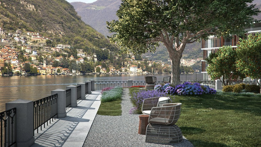 Hotels Il Sereno Lago di Como in Italy (6)