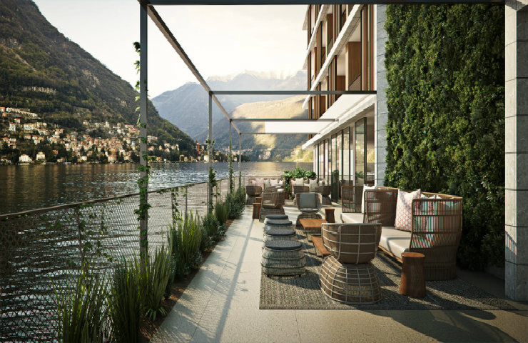 Luxury Hotels: Il Sereno Lago di Como in Italy
