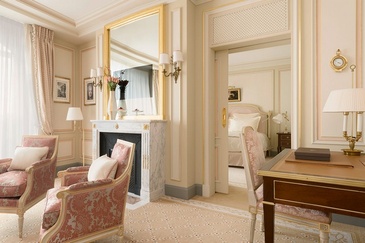 Luxury hotels the art of entertaining at ritz paris for Boutique hotel ritz