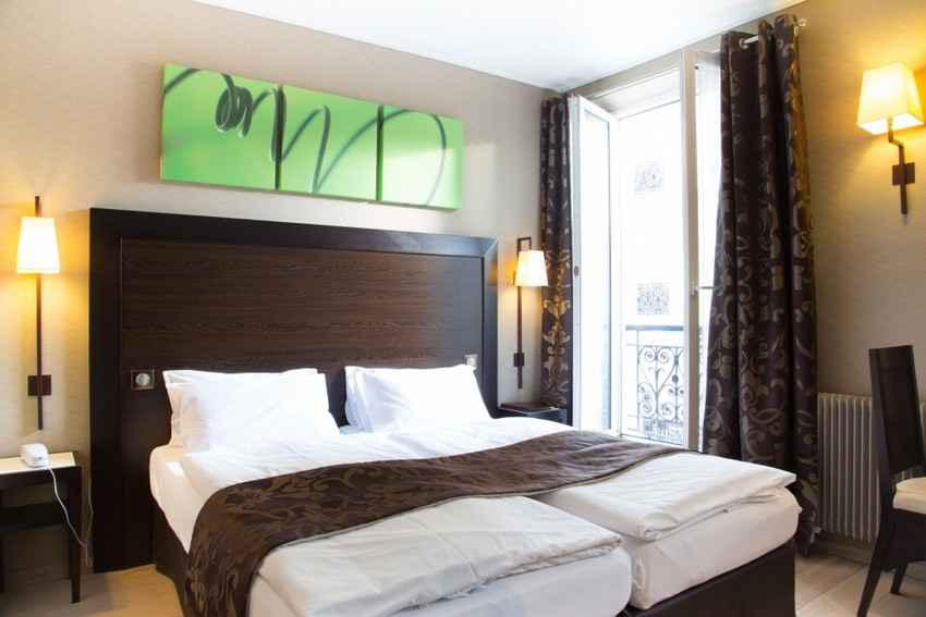 The Sophisticated André Latin Hotel Interior Design In Paris
