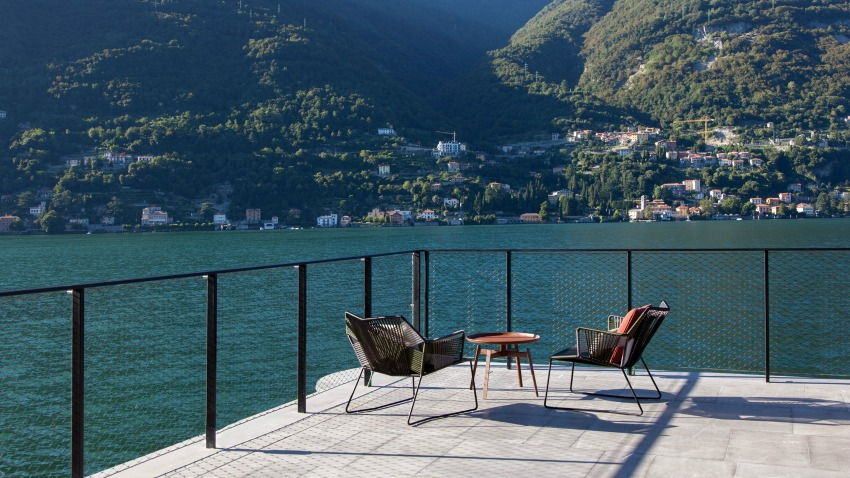 The New Luxury Hotel II Sereno to Visit on The Shores Of Lake Como