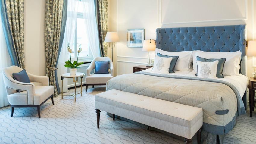Best Hotel Bedroom Designs