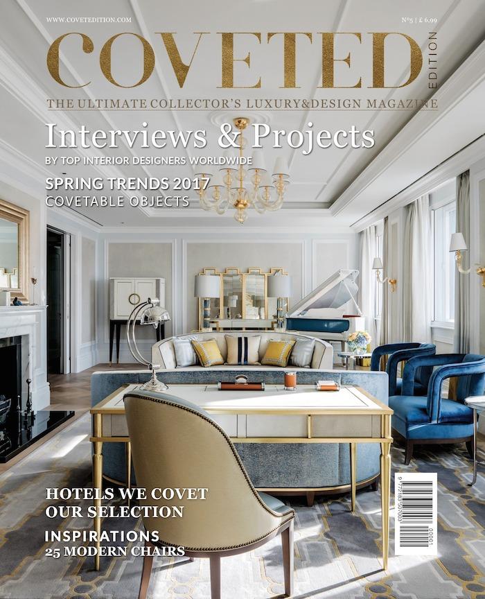 hospitality design magazines