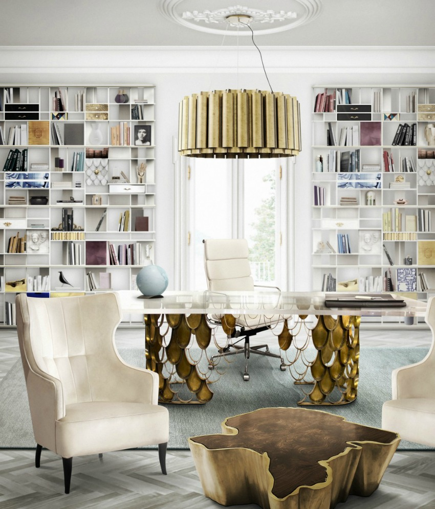 20 Must-Have Pieces For Milan Hotel Interior Projects hotel interior design 20 Must-Have Pieces For Milan Hotel Interior Design Projects BRABBU office decor ideas 4