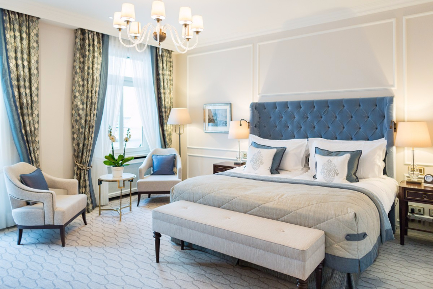 141 Furniture Design Pieces For A Luxurious Hotel Project
